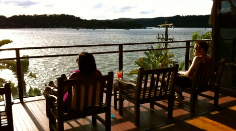 House on Hawkesbury River