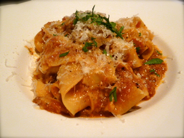 Buzo, Paddington - Duck Ragu