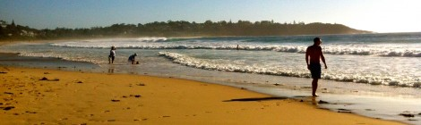 Easter Weekend in Mollymook