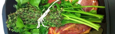 Recipe – Five Hour Roasted Moroccan Lamb