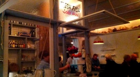 The Fish Shop, Potts Point