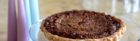 Recipe - Pecan Pie with Homemade Pie Crust