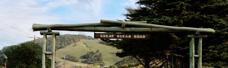 The Great Ocean Road - Melbourne to Port Campbell