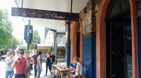 Chow Bar & Eating House, Surry Hills